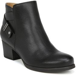 Natural Soul by Naturalizer Womens Calm Ankle Boot