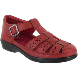 Easy Street Womens Dorothy T-Strap Shoes