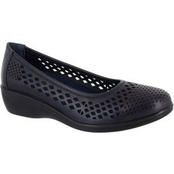 Easy Street Womens Mona Comfort Pumps
