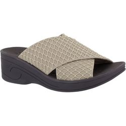 Easy Street Womens Agile Comfort Sandals