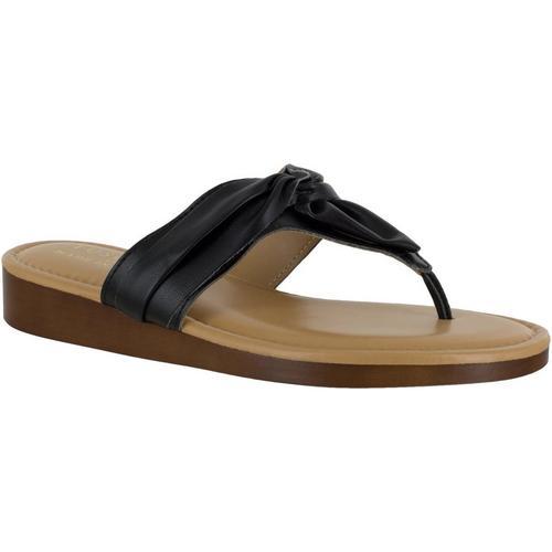 db45b48c8 Easy Street Womens Maren Thong Sandals