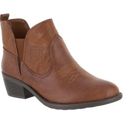 Easy Street Womens Legend Booties