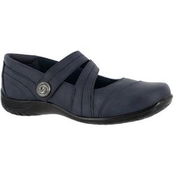 Easy Street Womend Mary Slip On