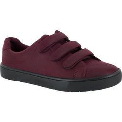 Easy Street Womens Strive Suede Sport Shoes