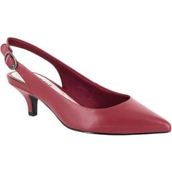 Easy Street Womens Faye Pumps