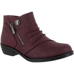 Easy Street Womens Sable Ankle Boots