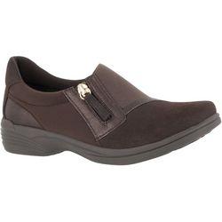 Easy Street Womens Dreamy Slip On Shoes