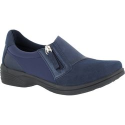 Easy Street Womens Dreamy Slip On Shoes