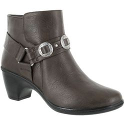 Easy Street Womens Bailey Ankle Boots