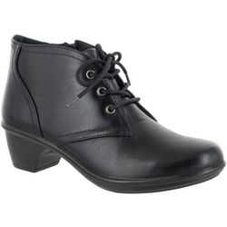 Easy Street Womens Debbie Booties