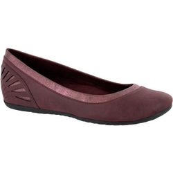 Easy Street Womens Crista Wedge Pump