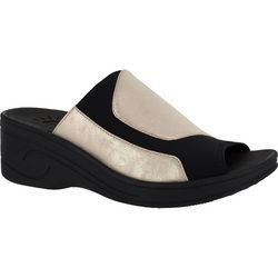 Easy Street Womens Slight Sandals