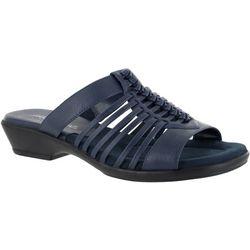 Easy Street Womens Nola Slide Sandals
