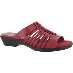 Easy Street Womens Nola Slide Sandals