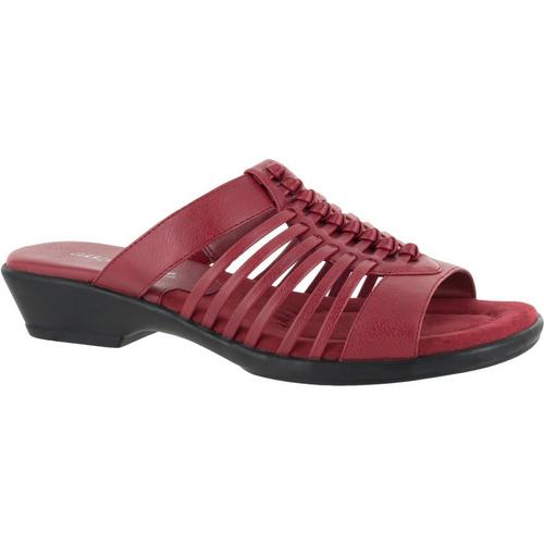 35898883634 Easy Street Womens Nola Slide Sandals