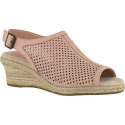 Easy Street Womens Stacy Espadrille Sandals