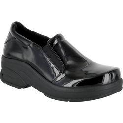Easy Street Works Womens Appreciate Slip On Work Shoes
