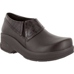 Easy Street Works Womens Assist Slip On Work Shoes