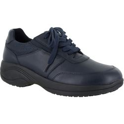 Easy Street Works Womens Middy Oxford Work Shoes