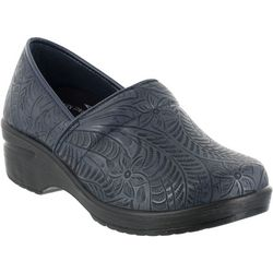 Easy Street Works Womens Lyndee Work Clogs