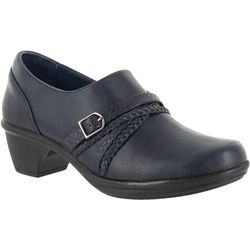 Easy Street Womens Titan Ankle Booties