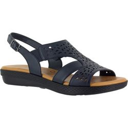 Easy Street Womens Bolt Sandals
