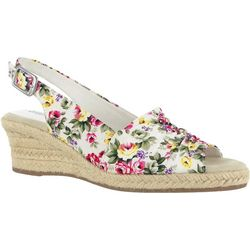 Womens Kindly Espadrille Wedge