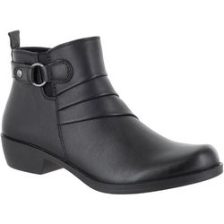 Easy Street Womens Shanna Ankle Boots