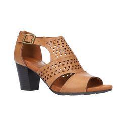 Easy Street Womens Adara by Easy Street Heel Sandals