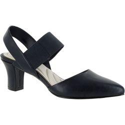 Easy Street Womens Vibrant Dress Sandals