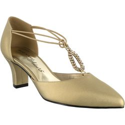 Easy Street Womens Moonlight Evening Pumps