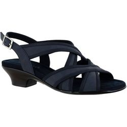 Easy Street Womens Viola Slingback Sandals