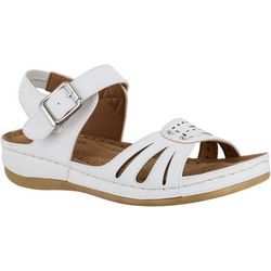 Easy Street Womens Rosalyn Comfort Sandals