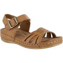 Easy Street Womens Rosalyn Comfort Sandals
