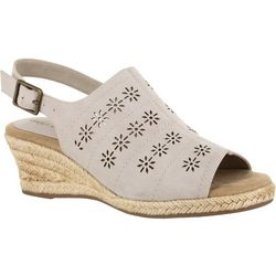 Easy Street Womens Joann Espadrille Sandals