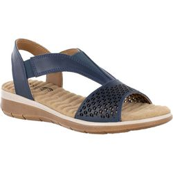 Easy Street Womens Marley Slingback Sandals