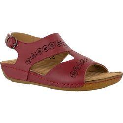 Easy Street Womens Sloane Slingback Sandals