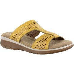 Easy Street Womens Surry Comfort Wave Sandals