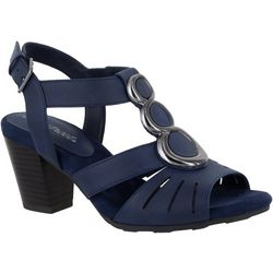 Easy Street Womens Casey Casual Sandals