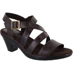 Easy Street Womens Gretchen Casual Sandals