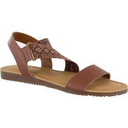 Bella Vita Womens Nev-Italy Asymmetrical Sandals