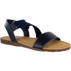 Bella Vita Womens Nev-Italy Asymmetrical Sandals