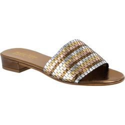 Bella Vita Womens Eli-Italy Slide Sandals