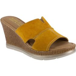 Bella Vita Womens Gal-Italy Wedge Sandals