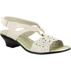 Easy Street Womens Excite Dress Sandals