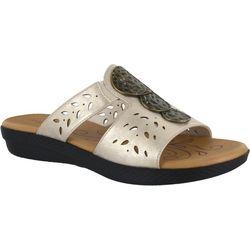 Easy Street Womens June Sandals