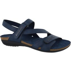 Easy Street Womens Winnie Casual Sandals