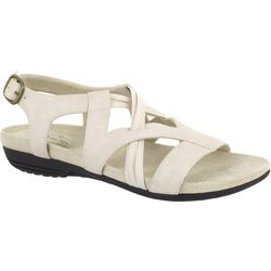 Easy Street Womens Jessica Strappy Sandals