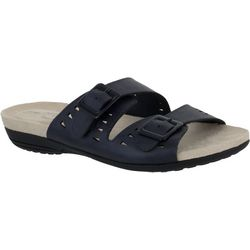 Easy Street Womens Venus Comfort Sandals
