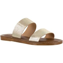 Bella Vita Womens Imo-Italy Leather Slides